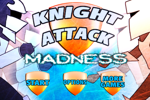 Screenshot Knight Attack Madness