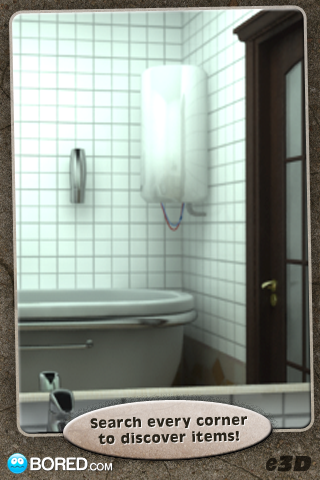 Screenshot e3D: The Bathroom 2