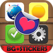 Stick'Em Stickers - Stickers and Backgrounds