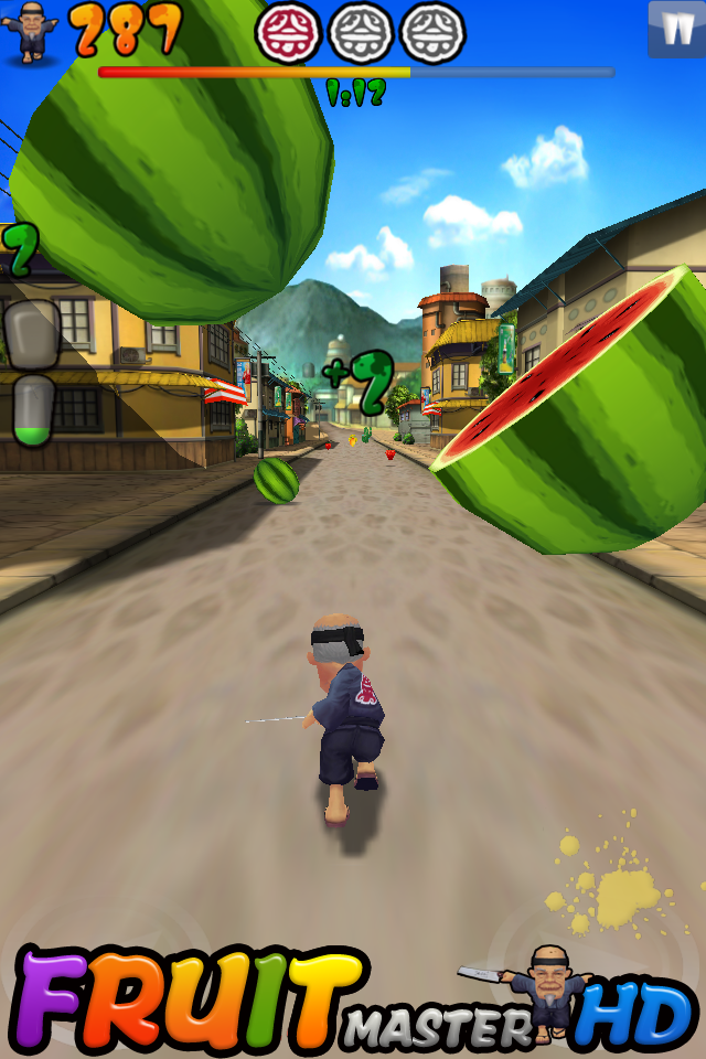 Screenshot Fruit Master 3D