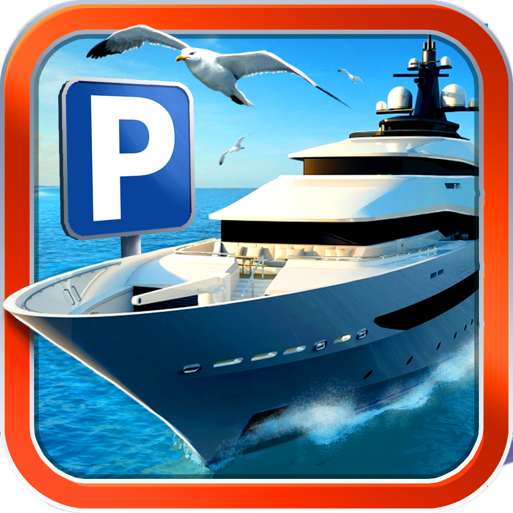 3d boat parking simulator game real sailing driving test run marina park sim games gratuit. Black Bedroom Furniture Sets. Home Design Ideas
