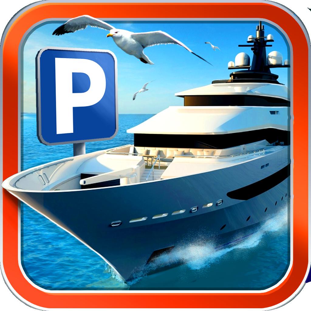 3d Boat Parking Simulator Game Real Sailing Driving Test